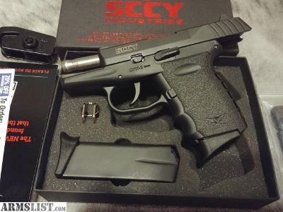 For Sale: Sccy cpx-2 cheap quick sale!