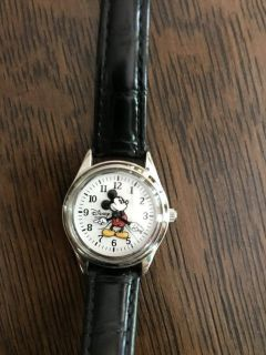 Mickey Mouse Authentic Disney Park 3D watch