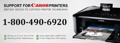 Canon Printer Support 1-800-490-6920