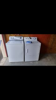 Kenmore/GE Washer and Dryer set
