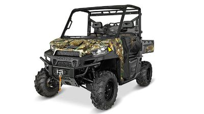 2016 Polaris Ranger XP 900 EPS Hunter Edition Side x Side Utility Vehicles Eagle Bend, MN