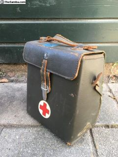 AMBULANCE FIRST AID KIT BAG