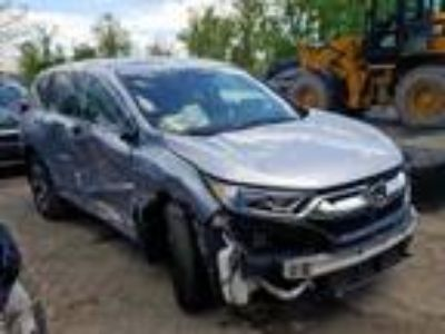 Salvage 2018 HONDA CR-V EX for Sale