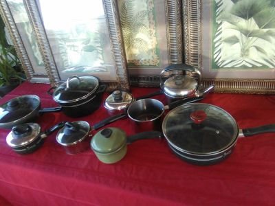 All set of pan's and pots