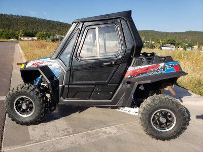2012 Polaris Ranger RZR XP 900 LE Utility SxS Utility Vehicles Rapid City, SD