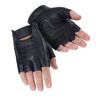 Buy Tourmaster Select Summer Fingerless Leather Glove Street, Cruiser, Dual Sport motorcycle in Longview, Washington, United States, for US $22.99