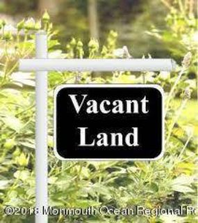 0 Ocean Street Forked River, Vacant Lot!! block 1204 lots