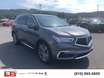 2018 Acura MDX (Grey)