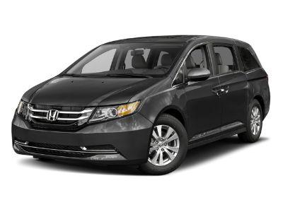 2017 Honda Odyssey EX-L w/DVD (SX)