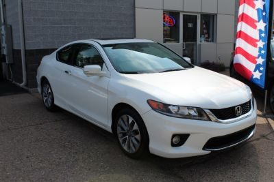 2014 Honda Accord EX-L (White)