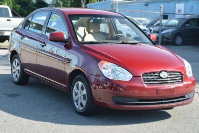 2011 Hyundai Accent GLS (Wine Red)