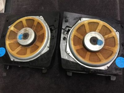Sell BMW X3 Subwoofers E83 Right and Left 04-10 motorcycle in Findlay, Ohio, United States