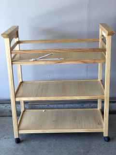 Graco Changing Table on wheels