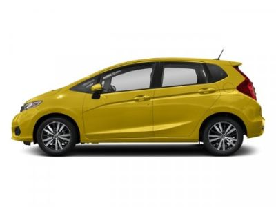 2018 Honda Fit EX-L (Helios Yellow Pearl)