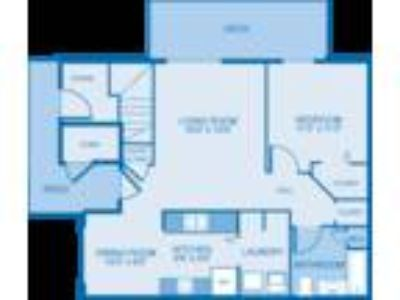 Oak Hill Apartments and Townhomes - The Quail -1st Floor