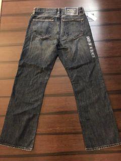 Banana Republic straight leg jeans 30 x 30