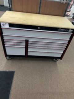 Snap On KRL722BPZQ 54 11 Drawer Double Bank Roll Cab .