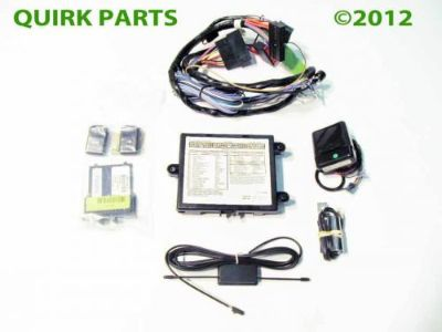 Sell 2010-2013 Ford Lincoln Mercury Bronze Remote Starter System Kit OEM NEW Genuine motorcycle in Braintree, Massachusetts, United States, for US $239.88