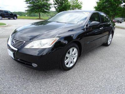 2009 Lexus ES 350 Base (Black)