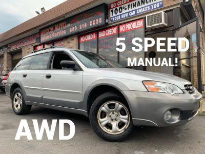 2007 Subaru Outback 2.5i Basic (Brilliant Silver Metallic)