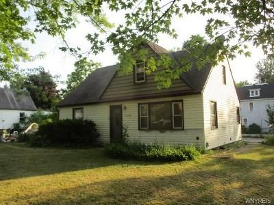 4 Bed 1 Bath Foreclosure Property in Hamburg, NY 14075 - Adams St