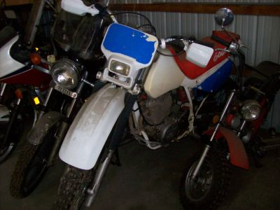 1993 Honda XR600R Competition/Off Road Motorcycles Wisconsin Rapids, WI
