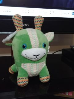 Plant therapy essential oils stuffed animal
