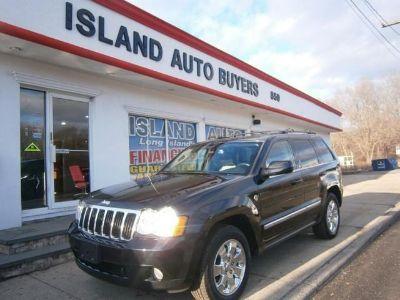 2009 Jeep Grand Cherokee Limited (Black)