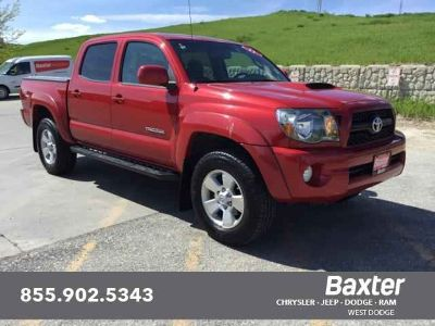 Used 2011 Toyota Tacoma 4WD Double V6 AT