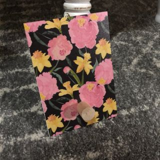 New Floral wall hook