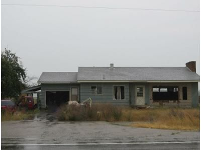 3 Bed 1 Bath Preforeclosure Property in Corvallis, MT 59828 - Eastside Hwy