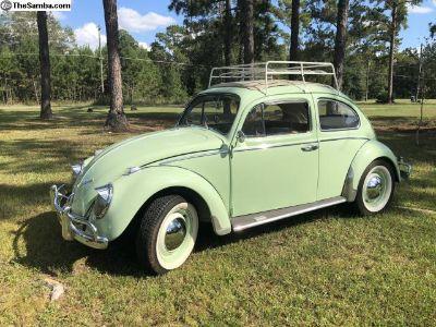 1964 VW Bug Ragtop for sale!