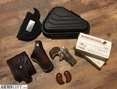 For Sale/Trade: Derringer Davis .32acp