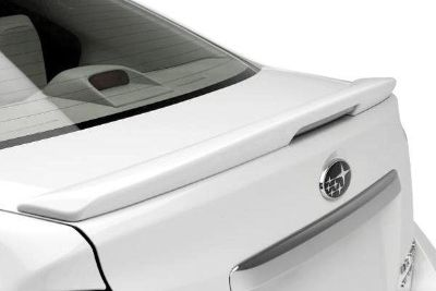 Buy ABS349A-L6-UNPAINTED 12-13 Subaru Impreza Factory Style Spoilers Spoiler & Wings motorcycle in Roanoke, Texas, US, for US $134.95