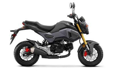 2017 Honda Grom Sport Motorcycles Plano, TX
