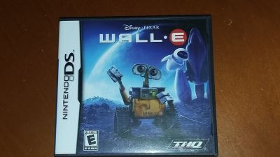 Your choice Wall E or Bepuzzle game