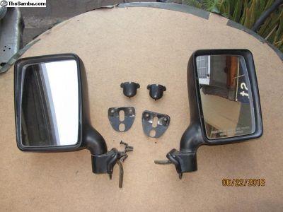vanagon power mirrors
