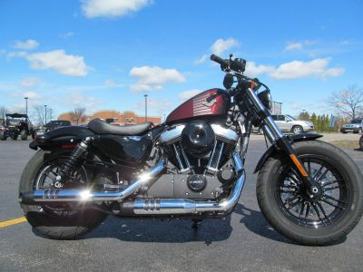 2018 Harley-Davidson Forty-Eight Cruiser Crystal Lake, IL