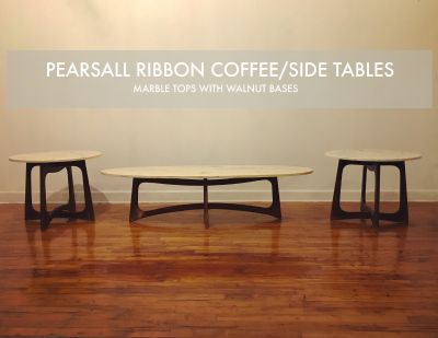 Pearsall Table Set - Coffee/Side Tables