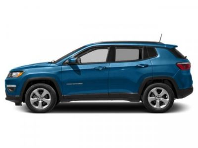 2019 Jeep Compass Sport (Laser Blue Pearlcoat)