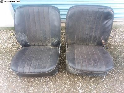 Early 911 / 912 Seats