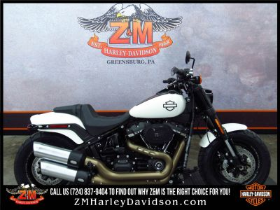 2018 Harley-Davidson Fat Bob 107 Cruiser Motorcycles Greensburg, PA