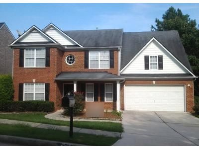 4 Bed 3 Bath Preforeclosure Property in Lawrenceville, GA 30045 - Misty Valley Ct