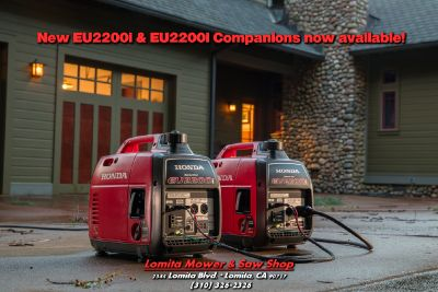 New EU2200i Honda Generators SALE