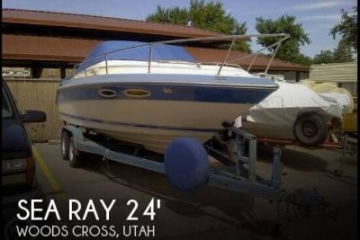 1987 Sea Ray 230 Cuddy Cabin
