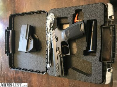 For Sale: Sig P320 Full Size 45acp