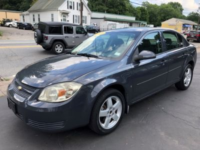 2009 Chevrolet Cobalt LT (Imperial Blue Metallic)