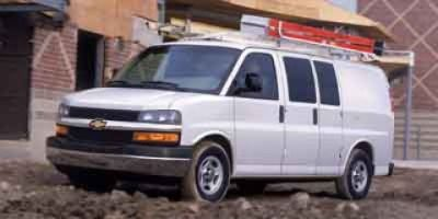 2003 Chevrolet Express 1500 1500 (Summit White)