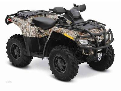 2011 Can-Am Outlander 650 XT Utility ATVs Greeneville, TN