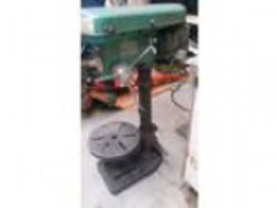 Trade mark multispeed drill press